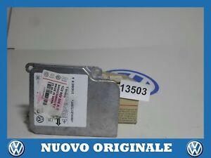 ECU Airb Passenger Control Unit For Airbag Original VOLKSWAGEN Polo 2000