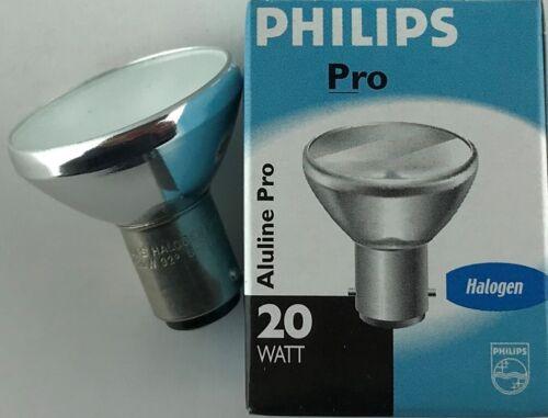 5x Philips Aluline Pro 20W BA15d 12V 32º FR 6435//FR 409355 20 Watt in H7