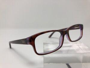 166b058157 Ray Ban RB 5187 2442 Eyeglass Frames 52 16 140 Flex Hinge Tortoise ...
