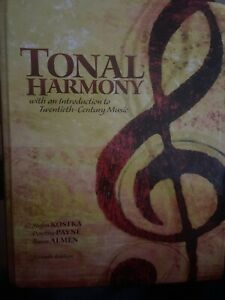 Tonal Harmony: with an introduction to Twentieth-Century ...