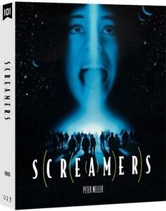 Screamers Limited Edition Blu ray 101 FILMS (Last few Limited Edition remaining)