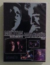 milton nascimento & wagner tiso  ENSAIO  DVD