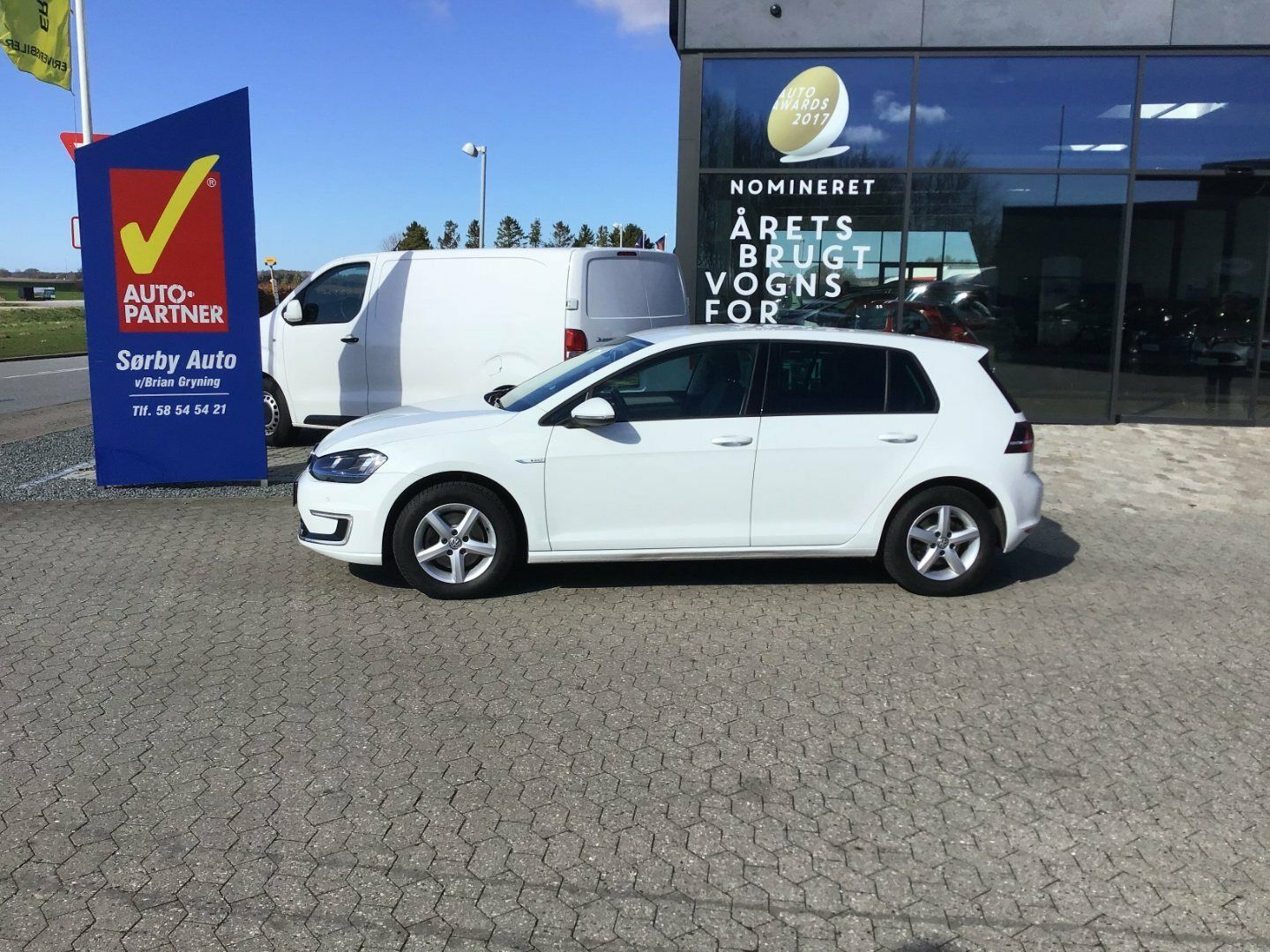 VW e-Golf VII   5d - 164.900 kr.