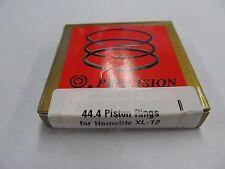 Homelite XL-12 Piston Ring Set for Homelite Super XL Chainsaw Size 44.4 EB0404