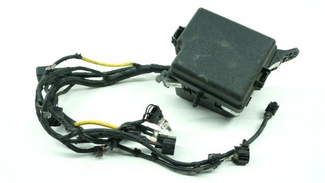 2019 Kia Soul 1 6l L4 Gas Front Fuse Relay Box Block W   Wire Wiring Harness Oem