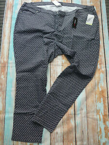 Mia-Moda-Jeans-Trousers-Stretch-Anthracite-with-Elastic-Size-40-to-62-plus-381