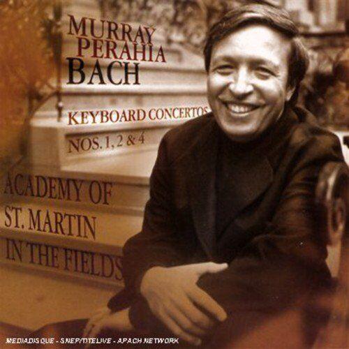 1 of 1 - Murray Perahia - Bach: Keyboard Concertos, Vol. 1 - Murray Perahia CD 97VG The