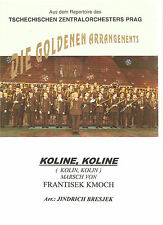 Blasmusiknoten Koline, Koline Marsch