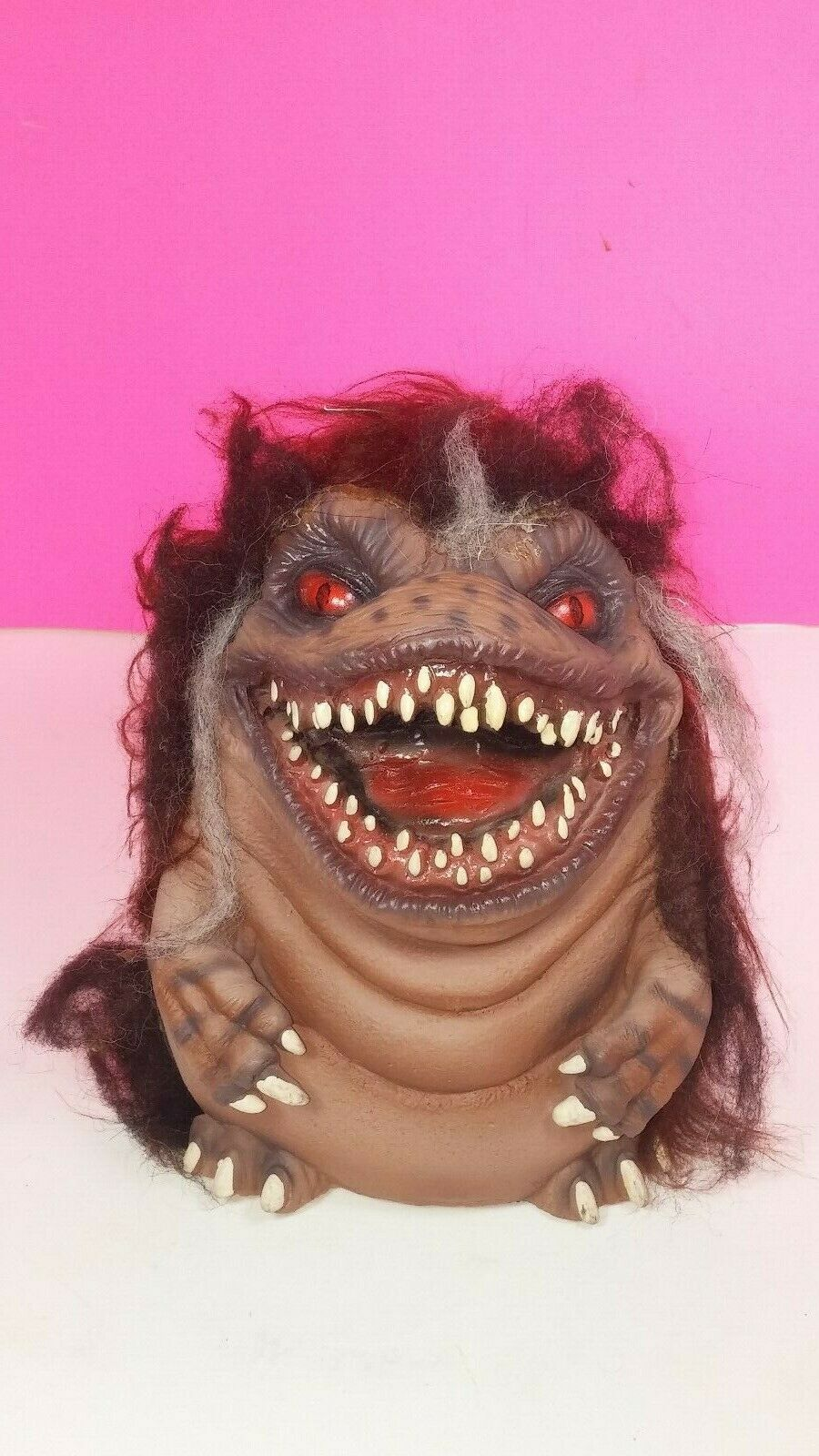 1986 Critters Horror New Line Vintage Puppet Figure Prop Replica Rare