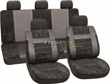 Leder Kunstleder Sitzbezug Sitzbezüge Velour Mix #13 für Toyota Mazda Nissan