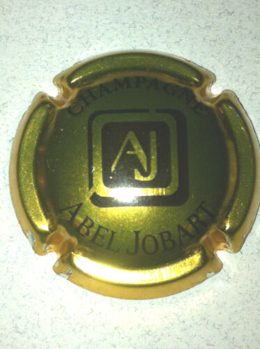 17. or et noir petit dessin Capsule Champagne JOBART Abel