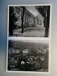 Ansichtskarte-Polen-Kreis-Glatz-1930-er-Jahre-Bad-Altheide