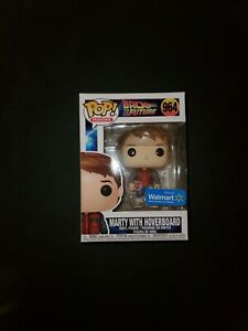 Funko-Pop-Back-To-The-Future-Marty-With-Hoverboard-964-Walmart-Exclusive