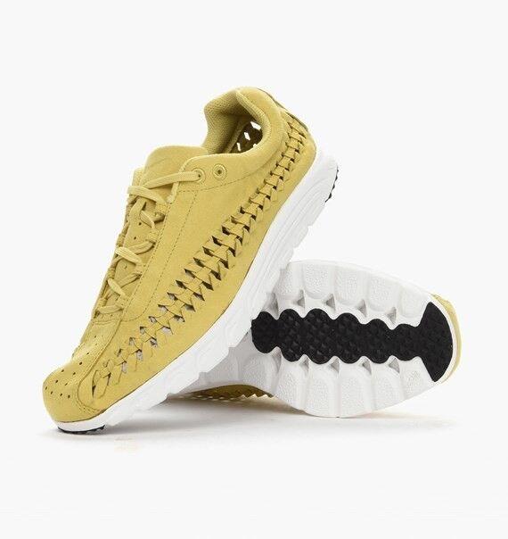 Nike effimera Intrecciato Unisex Tg EU40 sedano Summit Bianco Rrp .00 Scarpe classiche da uomo