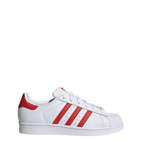 Nuove Originali attivo donna scarpe nero Bianco Rosso da Superstar cm8413 7vx7FwZr