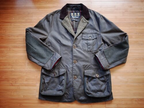 Barbour Dalkeith Wax Jacket – (size Small)  - image 1