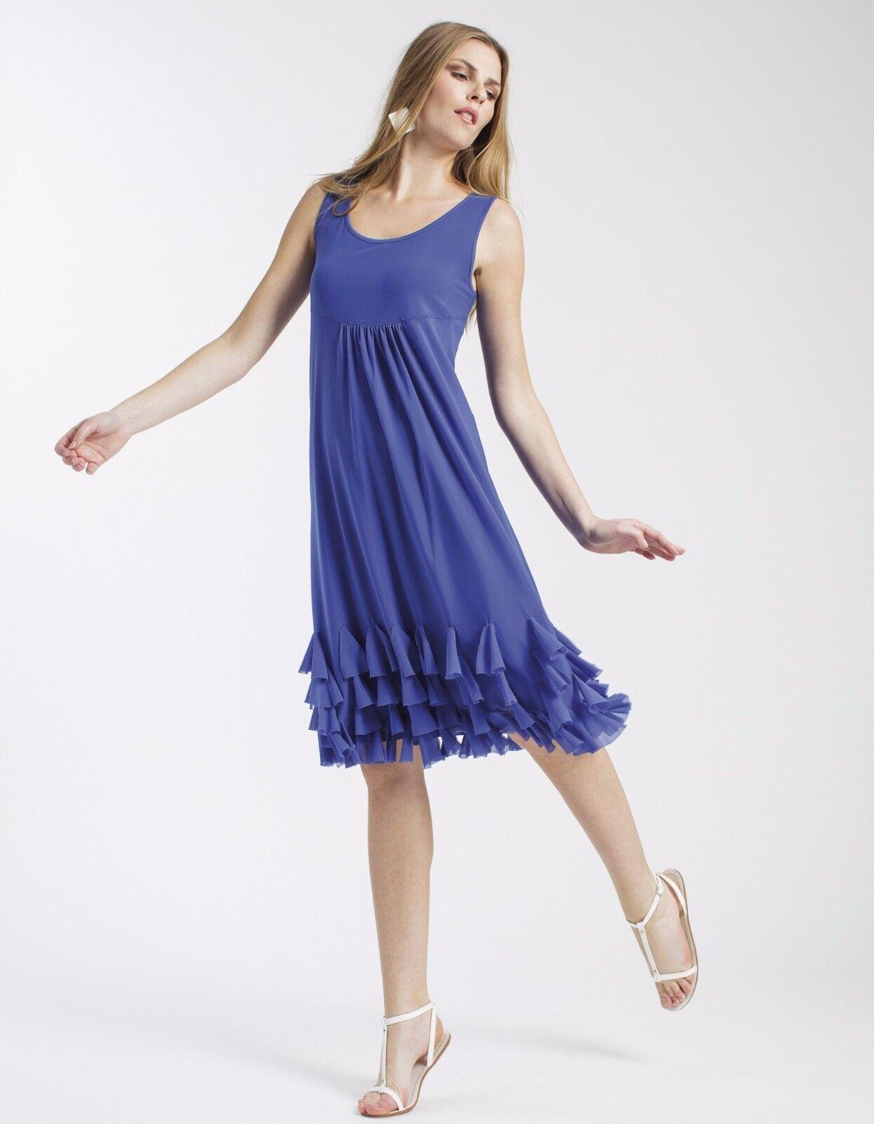 Beautiful Stylish Authentic DECA PARIS Blau Größe 5 MALOU orig.