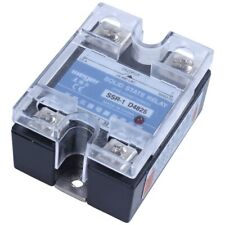 Mgr 1 D4825 Single Phase Solid State Relay Ssr 25a Dc 3 32 V Ac 24 480 V Z9m2