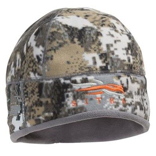 @NEW@ Sitka Gear Stratus Beanie Hat Cap  Whitetail Optifade Elevated II Camo