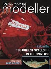 SciFi & Fantasy Modeller 38 - Red Dwarf Interstellar Ranger Space 1999 Star Trek