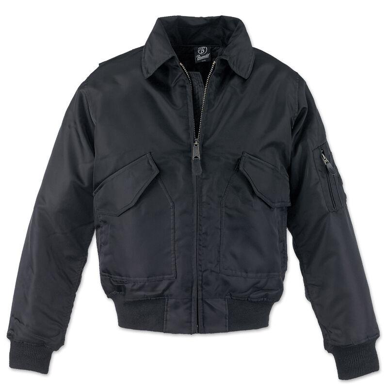 Brandit Cwu Flight Jacket Jacket Jacket Army Bomber Jacket Pilot Jacket Biker Mc Security ef1