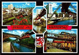 Wuppertal-Ansichtskarte