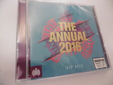*NEW* M.O.S. THE ANNUAL 2016 VIP MIX CD 22 TRACKS SKRILLEX DUMONT RUDIMENTAL