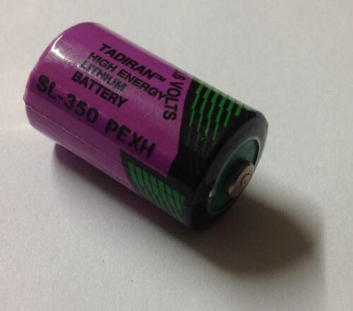 3,6V 1//2AA 1200mAh Modellbau Pufferbatterie Lithium Batterie Tadiran SL-350