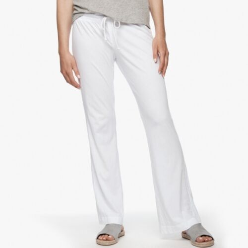 Standard James perse Knit Jersey Pajama Pant Womens  $89.00 sz 2 wlj1183