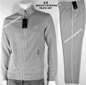 armani exchange sweatsuit