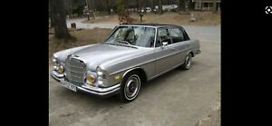 Wanted 71 Mercedes 280se