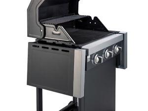 Landmann Gasgrill Indirektes Grillen : Landmann gasgrill bbq grillwagen grillchef in schwarz mit
