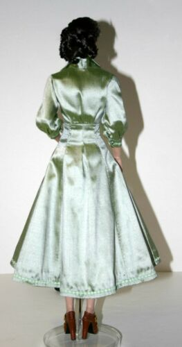 """Shining Hour Claire Dress Pattern for 16.5/"""" RTB101 Body Dolls  Tonner"""