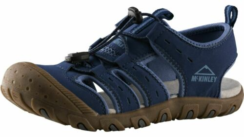 McKinley Kinder Trekking-Sandale KORFU JR navy blau