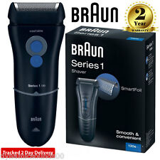 Braun 130S Series 1 Electric Mens Mains Powered Shaver Washable Head