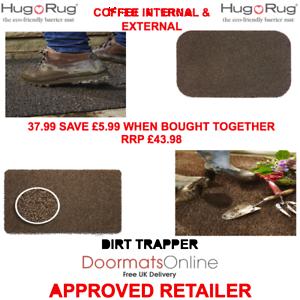 Hug Rug Coffee Dark Brown External 75x50 Amp Internal