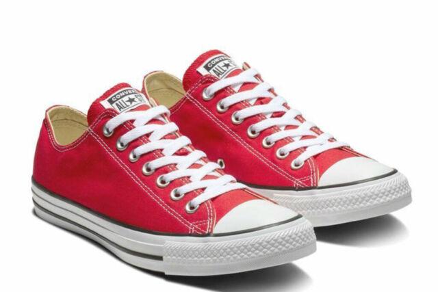 Converse Chuck Taylor All Star Sneaker In rot Größe 43
