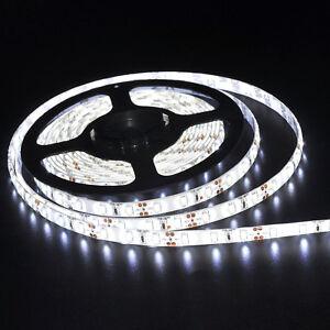 12V-5M-300-Led-5630-SMD-Nature-White-Ultra-Bright-Flexible-Strip-Light-Lamp-IP65