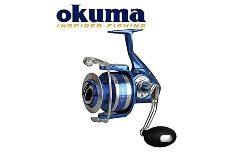 Okuma 9000 Azores 9000 Okuma Salt Water Spinning Reel 902c32
