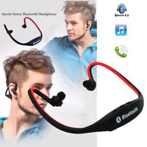 Wireless Bluetooth Headsets Headphones Earphones For Iphone Samsung Vivo Lenovo Ebay
