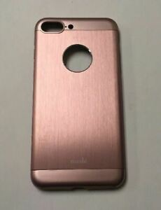 Details About Moshi Iglaze Armour Case For Apple Iphone 8 Plus 7 Plus Rose Gold Original