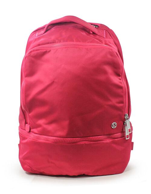 6cf645da7c0a Lululemon womens fuchsia pink school laptop bag city adventurer backpack  new jpg 500x640 Laptop bag lululemon