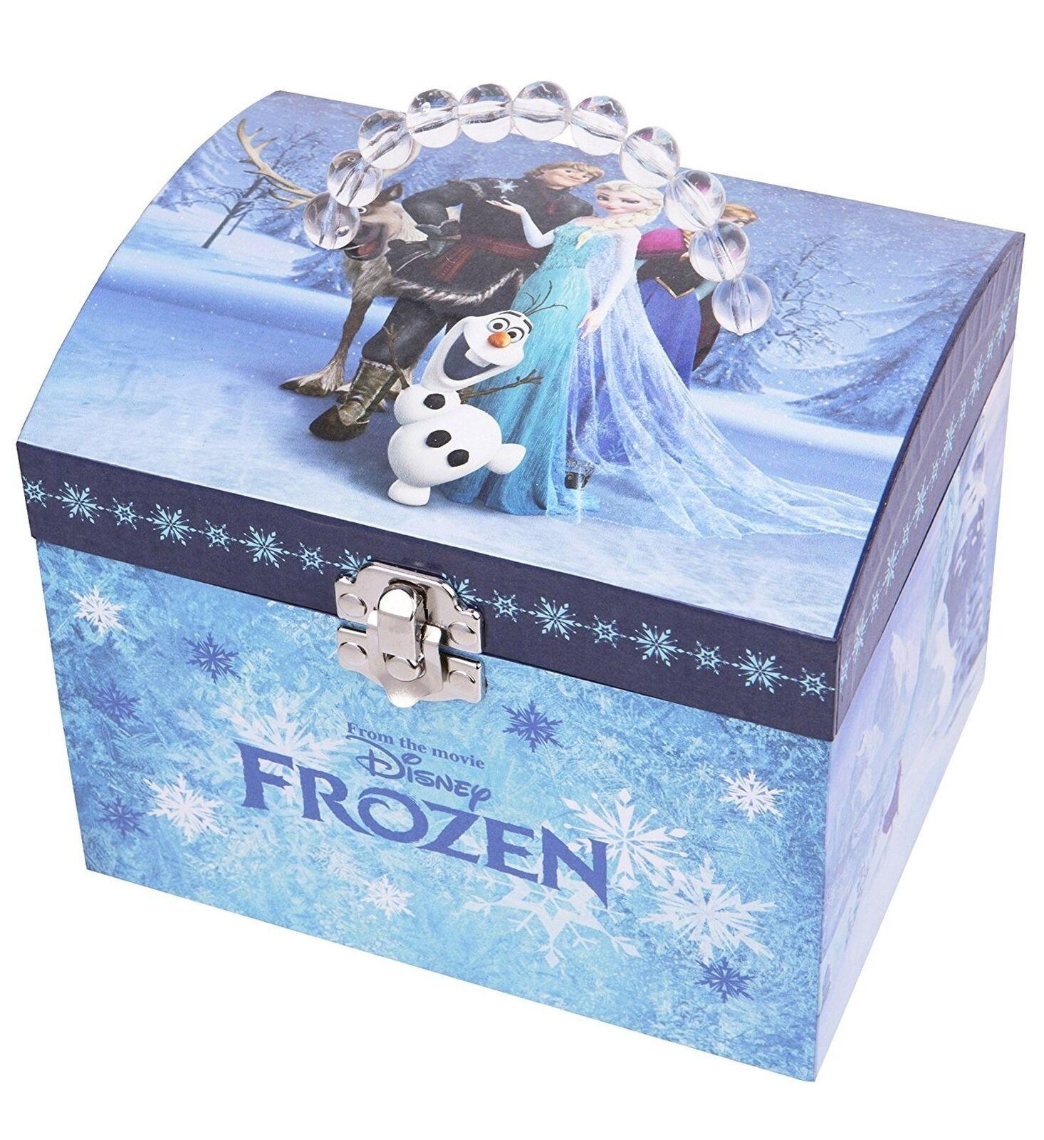 Trousselier Music Frozen Elsa caso de vanidad