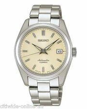 Seiko SARB035 Mechanical Automatic White Dial Men's Wrist Watch