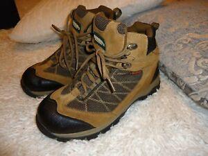12eeaaa00 Details about Outdoor Life Men's Joliet Shoes Size 8.5 Hiking Slipresistant  Weterproof Boots