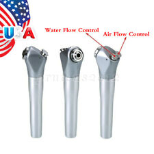 Dental 3 Way Air Water Spray Triple Syringe Handpiece With 2 Nozzles Tips Tubes
