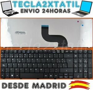 Teclado ESPA/ÑOL para Acer Travelmate 5742 5742Z 5742ZG 5744 5744Z Tastiera