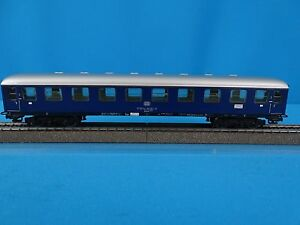 PRIMEX-4011-DB-Express-Coach-1-kl-Blue-TIN-PLATE