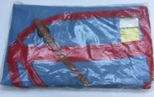 """Ryon Saddle /& Ranch Suppy 76/"""" Horse 100/% Cotton Sheet Blanket Cover #1400 L Blue"""