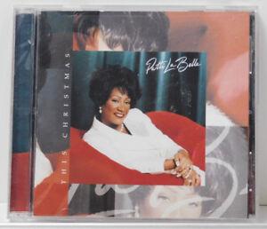 Patti Labelle This Christmas.Patti Labelle This Christmas Cd 1996 Geffen 12 Tracks